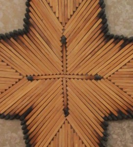 cross of matches